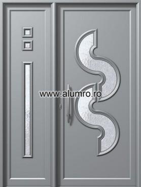 Usa din aluminiu pentru exterior - E563-E561 ALUMINCO - Poza 65
