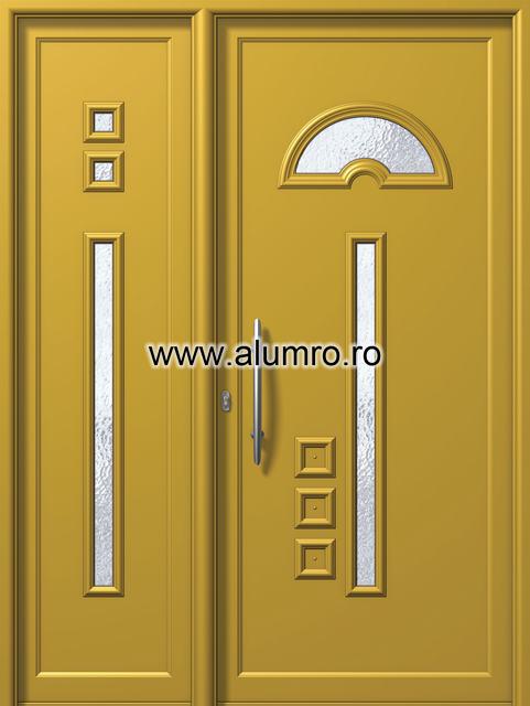 Usa din aluminiu pentru exterior - E563-E886 ALUMINCO - Poza 67