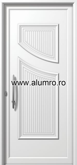 Usa din aluminiu pentru exterior - E564 ALUMINCO - Poza 68