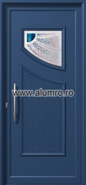 Usa din aluminiu pentru exterior - E565 fused 1 ALUMINCO - Poza 69