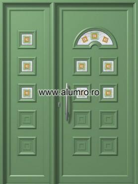 Usa din aluminiu pentru exterior - E575-E569 fused 7 ALUMINCO - Poza 73
