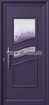Usa din aluminiu pentru exterior - E578 fused 2 ALUMINCO - Poza 74