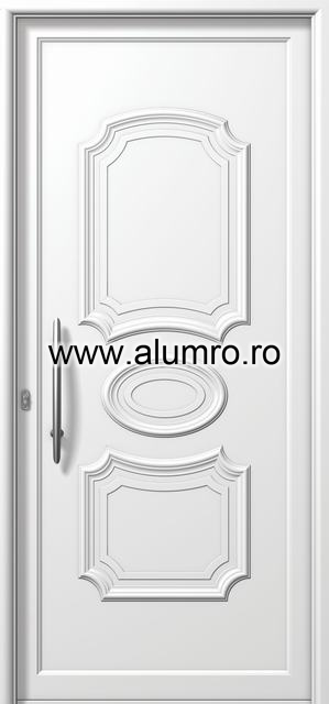 Usa din aluminiu pentru exterior - E586 ALUMINCO - Poza 75