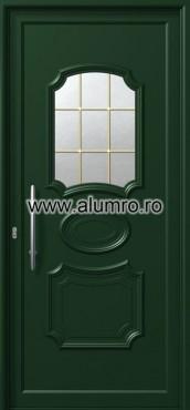 Usa din aluminiu pentru exterior - E587 kaiti ALUMINCO - Poza 76
