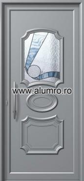 Usa din aluminiu pentru exterior - E587 vitro ALUMINCO - Poza 77