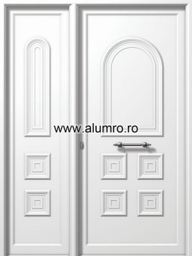 Usa din aluminiu pentru exterior - E588-E513 ALUMINCO - Poza 78