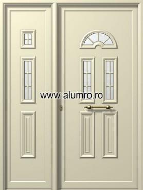 Usa din aluminiu pentru exterior - E592-E583 kaiti ALUMINCO - Poza 80