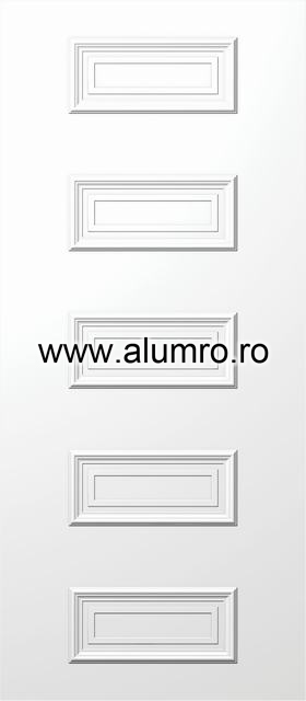 Usa din aluminiu pentru exterior - E594 ALUMINCO - Poza 81