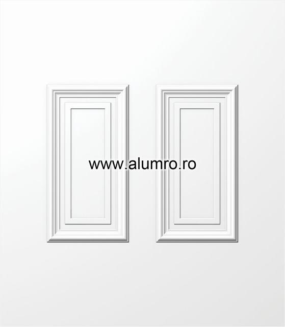 Usa din aluminiu pentru exterior - E595 ALUMINCO - Poza 82