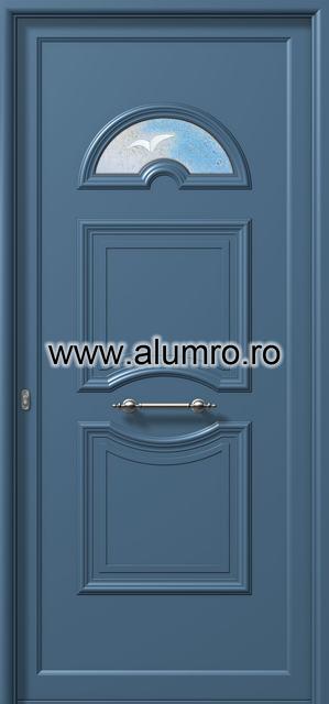 Usa din aluminiu pentru exterior - E701 fused 4 ALUMINCO - Poza 87