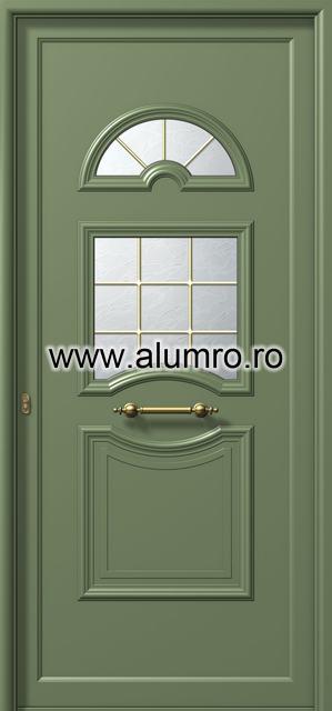 Usa din aluminiu pentru exterior - E702 kaiti ALUMINCO - Poza 89