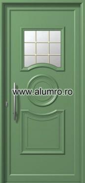 Usa din aluminiu pentru exterior - E711 kaiti ALUMINCO - Poza 93