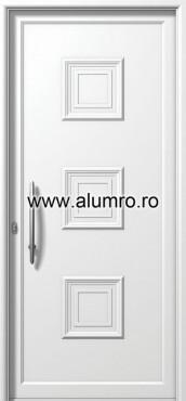 Usa din aluminiu pentru exterior - E720 ALUMINCO - Poza 96