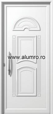 Usa din aluminiu pentru exterior - E725 ALUMINCO - Poza 97