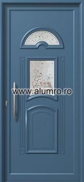 Usa din aluminiu pentru exterior - E727 fused 8 ALUMINCO - Poza 98