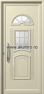 Usa din aluminiu pentru exterior - E727 kaiti ALUMINCO - Poza 100
