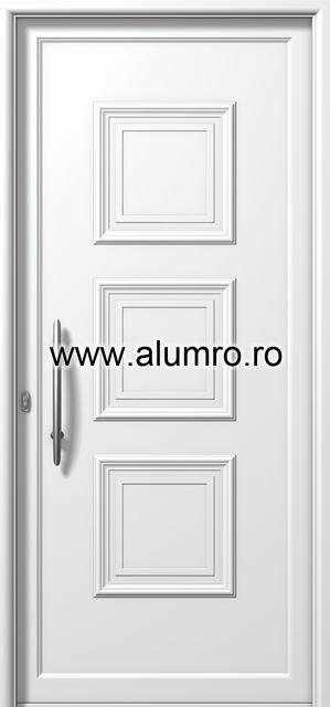 Usa din aluminiu pentru exterior - E728 ALUMINCO - Poza 102