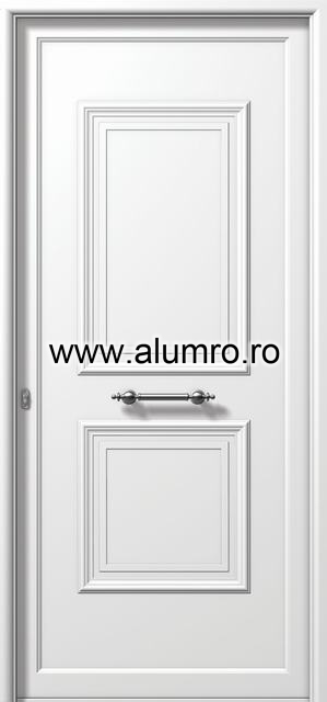 Usa din aluminiu pentru exterior - E740 ALUMINCO - Poza 106