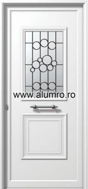 Usa din aluminiu pentru exterior - E741 safe4 ALUMINCO - Poza 109