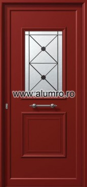 Usa din aluminiu pentru exterior - E741 safe 1 ALUMINCO - Poza 110