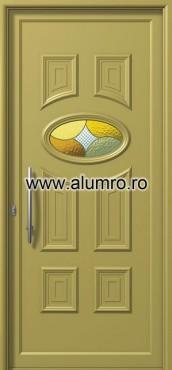 Usa din aluminiu pentru exterior - E751 vitro 1 ALUMINCO - Poza 115