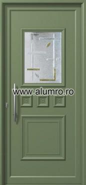Usa din aluminiu pentru exterior - E761 fused 1 ALUMINCO - Poza 118
