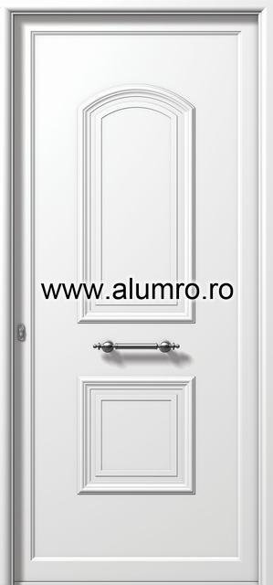 Usa din aluminiu pentru exterior - E770 ALUMINCO - Poza 121