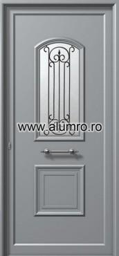 Usa din aluminiu pentru exterior - E771 safe 1 ALUMINCO - Poza 123