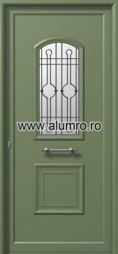 Usa din aluminiu pentru exterior - E771 safe 3 ALUMINCO - Poza 124