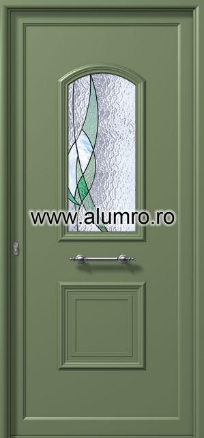 Usa din aluminiu pentru exterior - E771 vitro 1 ALUMINCO - Poza 125