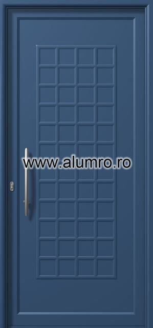 Usa din aluminiu pentru exterior - E780 ALUMINCO - Poza 126