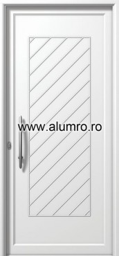 Usa din aluminiu pentru exterior - E781 ALUMINCO - Poza 127