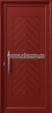 Usa din aluminiu pentru exterior - E782 ALUMINCO - Poza 128