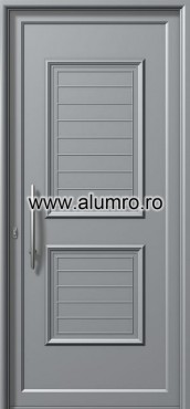 Usa din aluminiu pentru exterior - E785 ALUMINCO - Poza 130