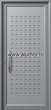 Usa din aluminiu pentru exterior - E789 ALUMINCO - Poza 131