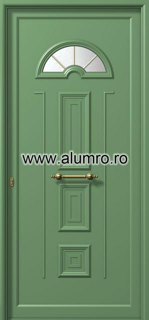 Usa din aluminiu pentru exterior - E791 kaiti ALUMINCO - Poza 133
