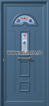 Usa din aluminiu pentru exterior - E792 decoperla ALUMINCO - Poza 134