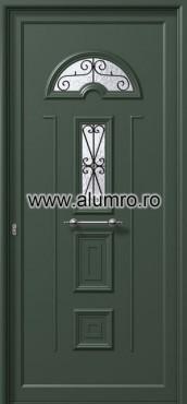 Usa din aluminiu pentru exterior - E792 safe 4 ALUMINCO - Poza 136