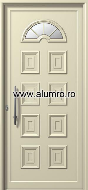 Usa din aluminiu pentru exterior - E807 kaiti ALUMINCO - Poza 140