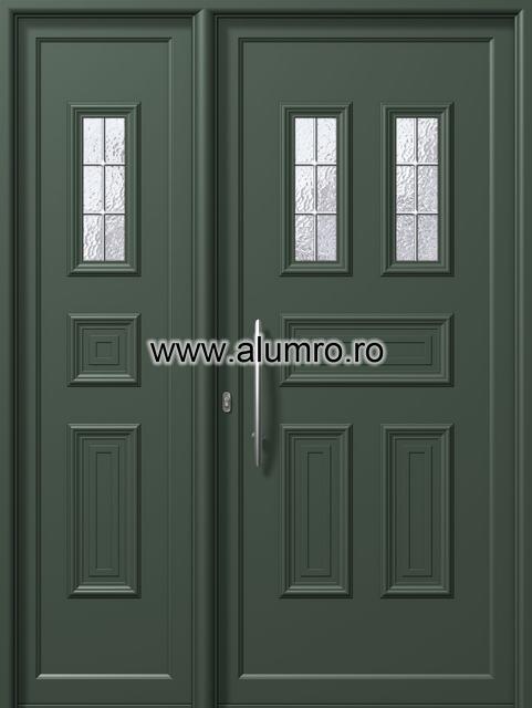 Usa din aluminiu pentru exterior - E811-E814 kaiti ALUMINCO - Poza 144