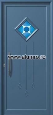 Usa din aluminiu pentru exterior - E846 decoiris 1 ALUMINCO - Poza 147