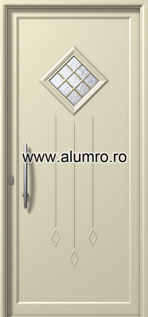 Usa din aluminiu pentru exterior - E846 kaiti ALUMINCO - Poza 150