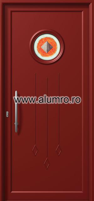 Usa din aluminiu pentru exterior - E848 fused 1 ALUMINCO - Poza 152