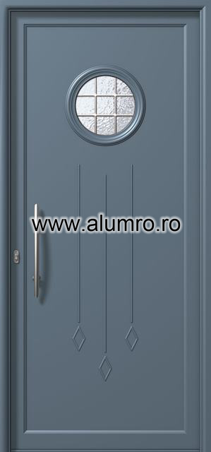 Usa din aluminiu pentru exterior - E848 kaitiinox ALUMINCO - Poza 153