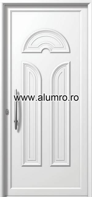 Usa din aluminiu pentru exterior - E850 ALUMINCO - Poza 154