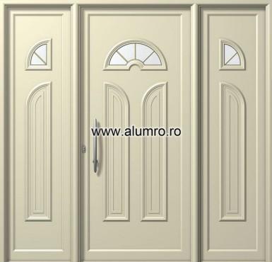 Usa din aluminiu pentru exterior - E855l-E851 kaiti-E855r ALUMINCO - Poza 157