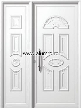 Usa din aluminiu pentru exterior - E856-E556 ALUMINCO - Poza 158