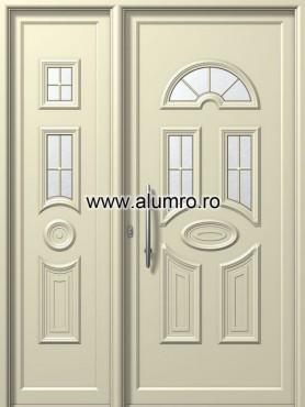 Usa din aluminiu pentru exterior - E858-E558 kaiti ALUMINCO - Poza 160
