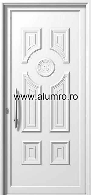 Usa din aluminiu pentru exterior - E860 ALUMINCO - Poza 162