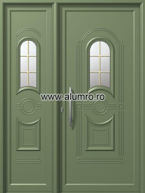 Usa din aluminiu pentru exterior - E866-E874 kaiti ALUMINCO - Poza 166